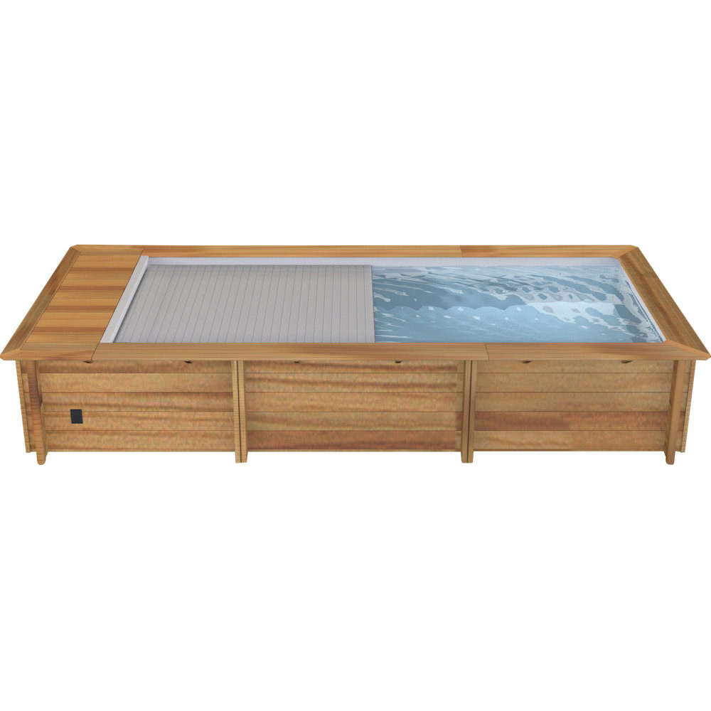 holzpool hoody swimmingpool gartenpool automatisch abdeckung rollo vom swimmingpool. Black Bedroom Furniture Sets. Home Design Ideas