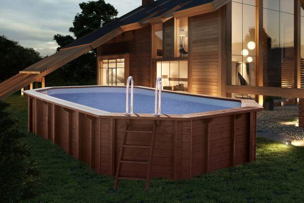 Swimmingpools Für Den Garten - Kaufen Im Holz-Haus.De Online-Shop