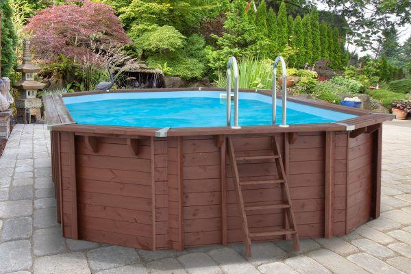 Swimmingpool holz  Swimmingpools für den Garten - Kaufen im Holz-Haus.de Online-Shop