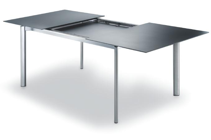tisch ausgezogen. Black Bedroom Furniture Sets. Home Design Ideas