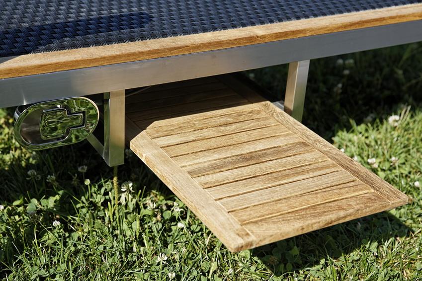 gartenliege holz für zwei selbst bauen: möbel aus europaletten für, Garten Ideen