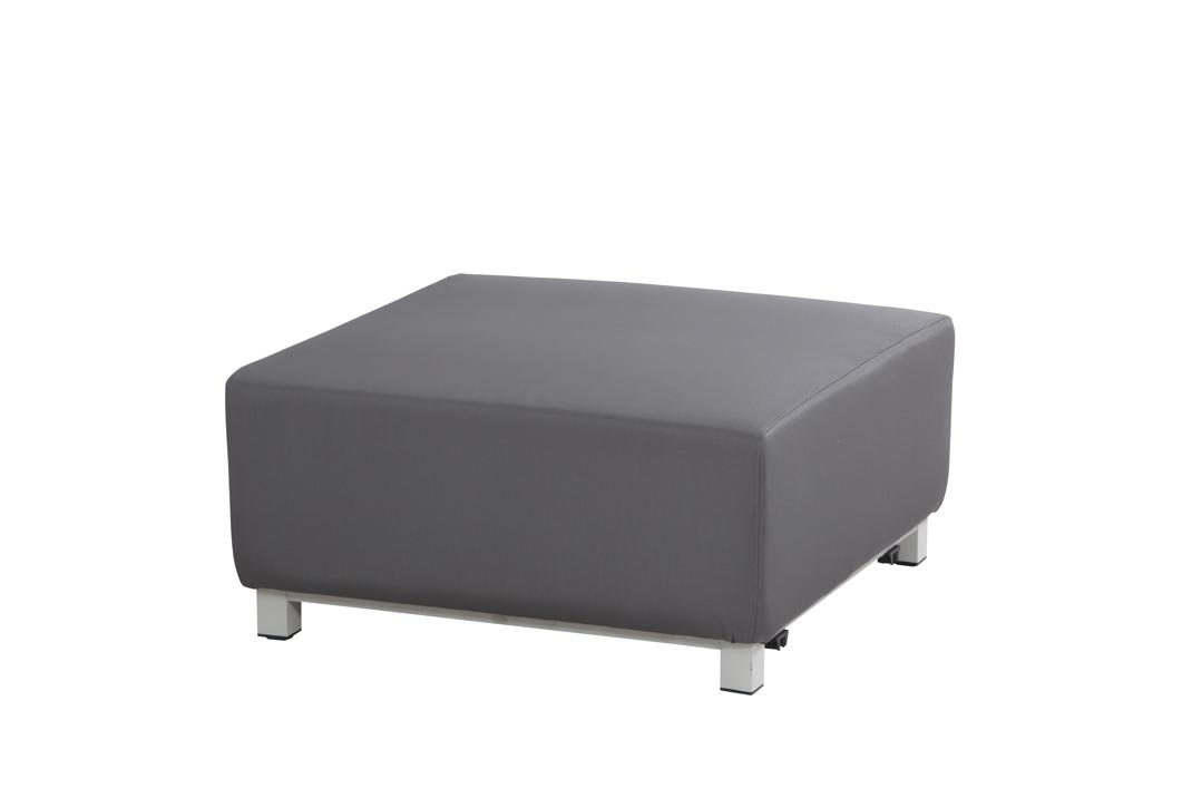 hocker 4seasons chivas fu auflage textilene silvertex vom swimmingpool fachh ndler. Black Bedroom Furniture Sets. Home Design Ideas