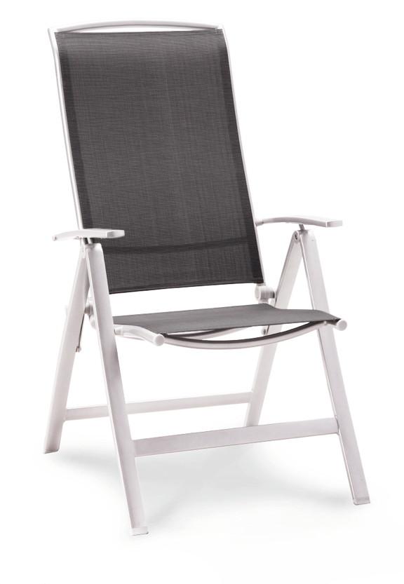 gartenstuhl best palermo hochlehner aluminium textilene. Black Bedroom Furniture Sets. Home Design Ideas