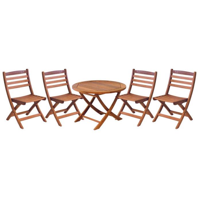 sitzgruppe alexander rose cornis 4 st hle 1 tisch gartenm belset f r kinder vom. Black Bedroom Furniture Sets. Home Design Ideas