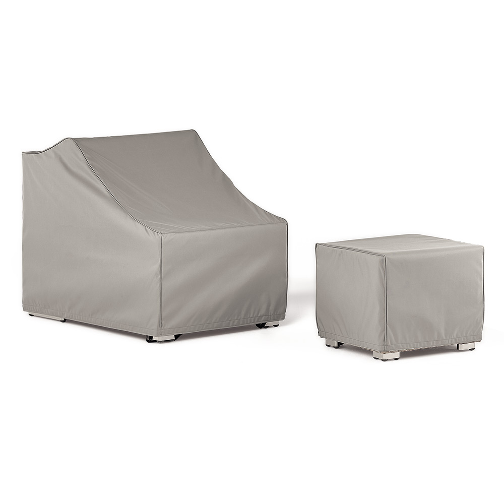 dedon husse f r mbrace armlehnstuhl vom swimmingpool fachh ndler. Black Bedroom Furniture Sets. Home Design Ideas
